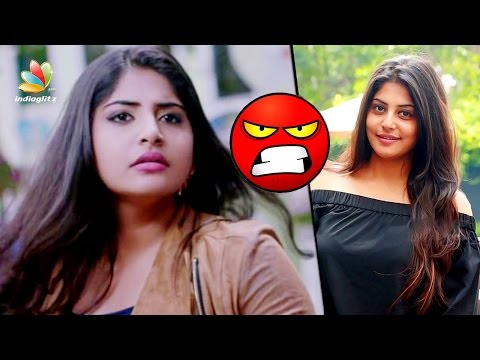 Manjima Mohan's angry response to nude actress comment | Hot Tamil Cinema News