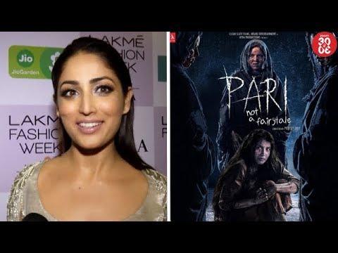 Yami Talks About 'Batti Gul Meter Chalu' | Virat Promotes Wife Anushka's Film 'Pari'