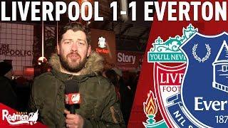 Dozy Dejan Costs Reds 3 Points! | Liverpool v Everton 1-1 | Paul's Match Reaction