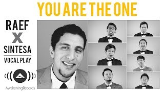 Raef - You Are The One Acapella ft. Sintesa | Vocals Only