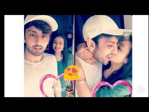Xxx Mp4 Neha Kakkar Happy Kiss Day With Boyfriend Himan 3gp Sex