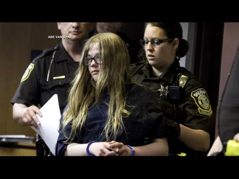 Slender Man Stabbing Suspects Appear in Court Good Morning America ABC News