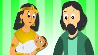 Bible Stories For Kids | Bed Time Stories - Samson and Delilah and More Kids Stories by Giggle Mug