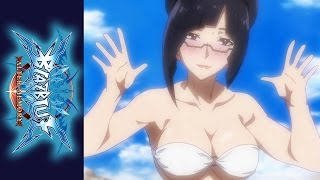 BlazBlue: Alter Memory - Official Clip - Kaka Village Hot Springs! =•w•=