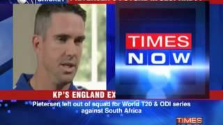 Pietersen's future in jeopardy?