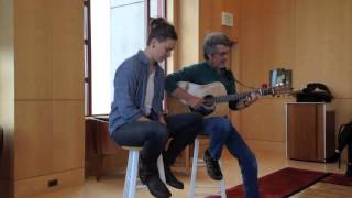 The Music in the Library w/ Willa Mamet & Paul Miller