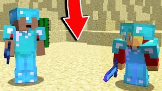 INSTANT INVISIBILITY MINECRAFT EFFECT!