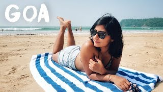 GOA TRAVEL VLOG | 3 Days in South Goa