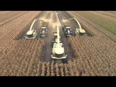 Landtechnik im Fokus Maisernte DVD Trailer