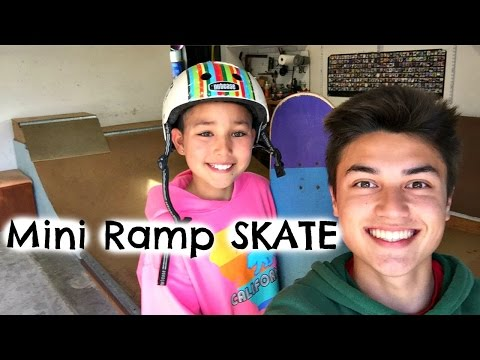 Xxx Mp4 10 Year Old Girl Vs 17 Year Old Boy Mini Ramp SKATE 3gp Sex