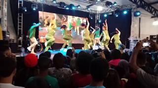 Coreografia de Montes Claros-MG no CONAD 2017 em Sarzedo-MG