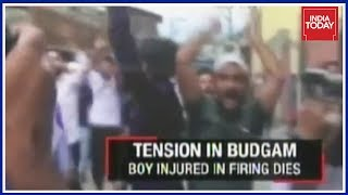 Tension In Budgam, Boy Killed In Hurriyat Protests