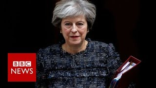 Theresa May Brexit Speech (Florence) - BBC News