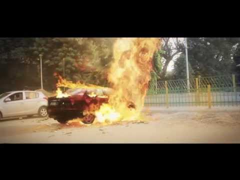 CAR explosion effect |after effects|