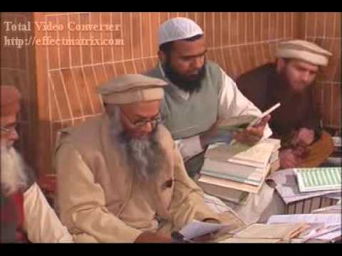 Munazra 2 36 Mufti Hanif Qureshi suni with Talib ur rahman wahabi