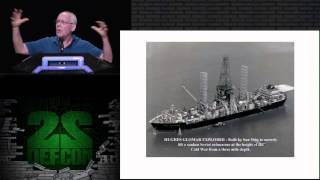 DEF CON 22 - Richard Thieme - The Only Way to Tell the Truth is in Fiction