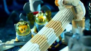 2011 LEGO Atlantis Temple