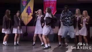 footage of tana mongeau in high school