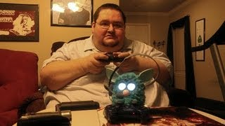 Francis Gets The New Furby!