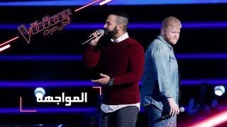 #MBCTheVoice - مرحلة المواجهة - عصام سرحان وأحمد الحافظ يؤديان 'موال يا لائمي'