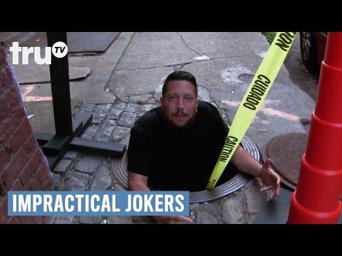Impractical Jokers - Sal vs. Zombie Apocalypse (Punishment) | truTV