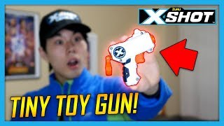 """One of the Smallest """"Nerf"""" Guns I Own! 