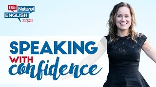 Don't be SHY speaking English! How to stop hesitating and have confidence to speak to anyone