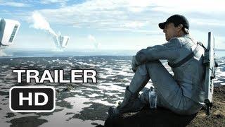 Oblivion Trailer 1 - Tom Cruise Sci-Fi Movie HD