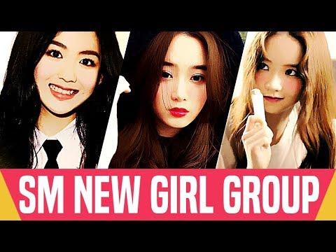 SM New Girl Group 2018 | SR18G