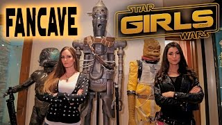 STAR WARS GIRLS - FanCave
