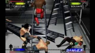 WWE DOR:Wrestlemania XXV: Money In the Bank Part 1