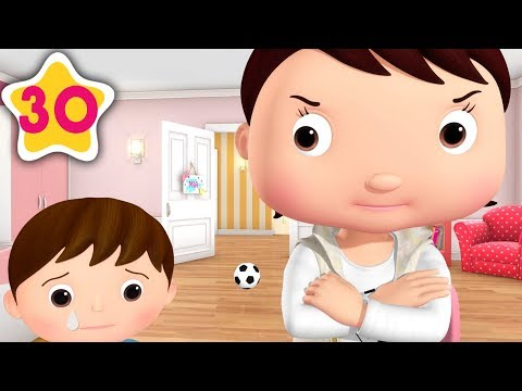 Xxx Mp4 Brothers And Sisters STOP BUGGING Kids Songs Little Baby Bum Moonbug TV After School 3gp Sex