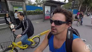 CHINESE BIKE SHARING REVOLUTION with Donnie Does