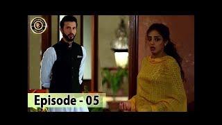 Badnaam Episode 05 - 10th September 2017 - Sanam Chaudhry & Ali Kazmi - Top Pakistani Drama