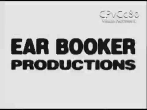 Ear Booker Productions Logo Reversed