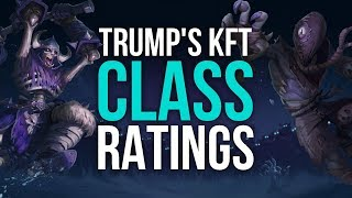 Trump's Knights of the Frozen Throne Class Card Ratings