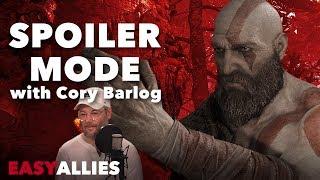Spoiler Mode - God of War with Cory Barlog