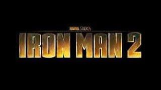 Iron Man 2 game movie
