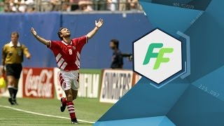 EXCLUSIVE - 1994 World Cup Hero Hristo Stoichkov