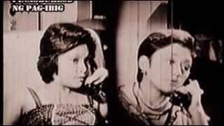 Nora Aunor and Vilma Santos in Pinagbuklod Ng Pag Ibig