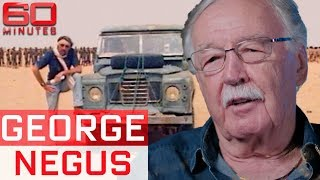 Iconic TV reporter on life on the road   60 Minutes Australia