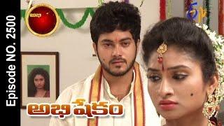 Abhishekam | 21st January 2017| Full Episode No 2500| ETV Telugu