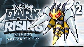 MEGA EVOLUTIONS! - Pokémon Dark Rising Worlds Collide Nuzlocke Episode 12!