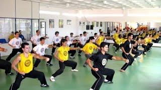 Tradicional academia de kung fu em São Paulo - zona norte e centro.