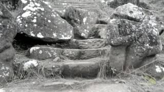 #LIBURAN 11 Patung Pandawa kuno jaman Kerajaan Majapahit di Sepilar