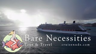 Naked GoPro Adventure: Cruise Nude w/ Bare Necessities