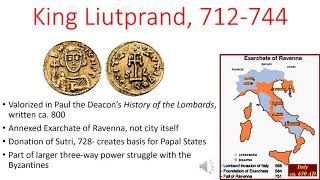 History of the Lombards, 568-774