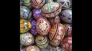 آموزش رنگ کردن تخم مرغ های هفت سین 4 - How To Coloring Haft Sin Eggs