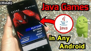 How to Download Java Games on Android Free || Tech4X