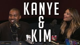 Kim K details Kanye as Father + Kanye..